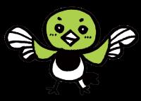 佐賀大学公式マスコットキャラクター「カッチーくん」